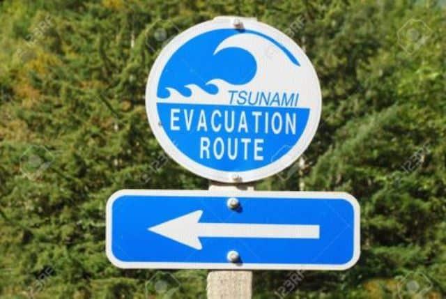 Que signifie rêver de fuir un tsunami ?