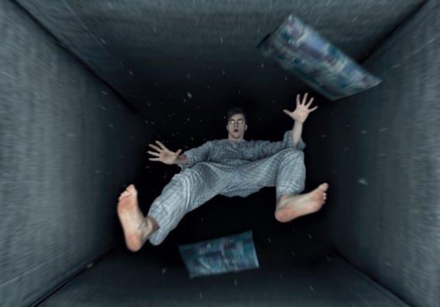 Que signifie rêver de tomber dans un trou ?