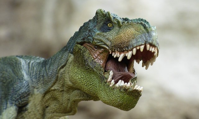 Que signifie rêver de dinosaure ?