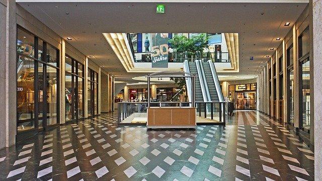 Pourquoi rêver de galerie commerciale ?
