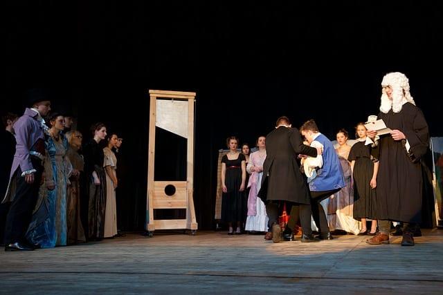 Que signifie rêver de guillotine ?