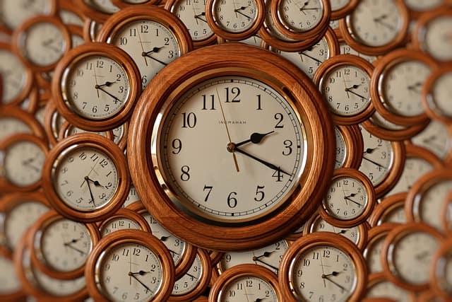 Pourquoi rêver d'horloge ?