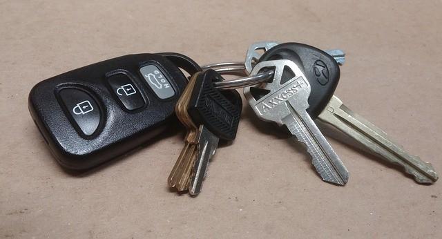 Pourquoi rêver de clés de voiture ?