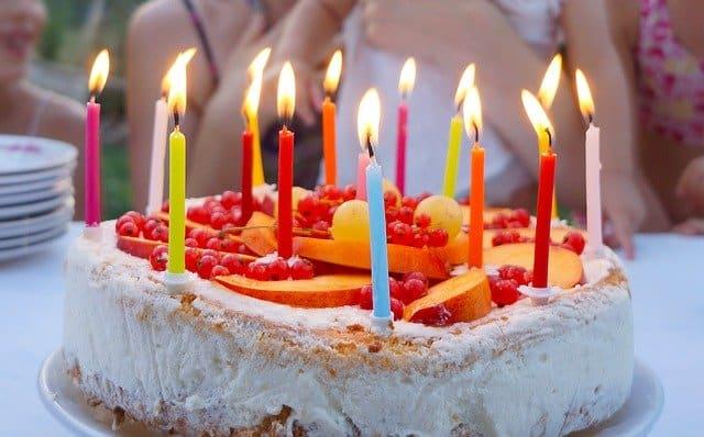 Pourquoi rêver de gâteau d'anniversaire ?