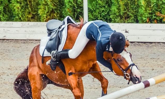Pourquoi rêver de tomber à cheval ?
