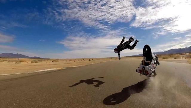 Pourquoi rêver de tomber à moto ?