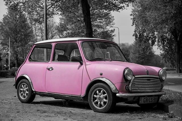 Pourquoi rêver de voiture rose ?