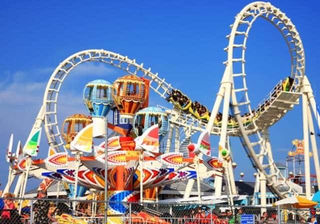 Pourquoi rêver de parc d'attractions ?