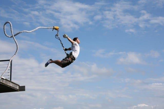 Pourquoi rêver de sauter à l'élastique ?