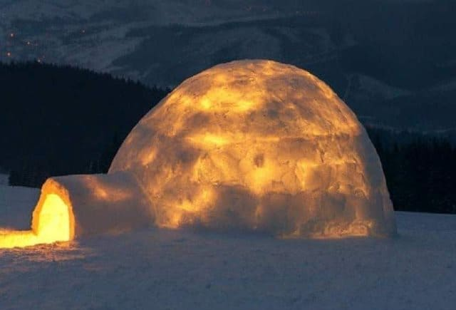 Que signifie rêver d'igloo ?