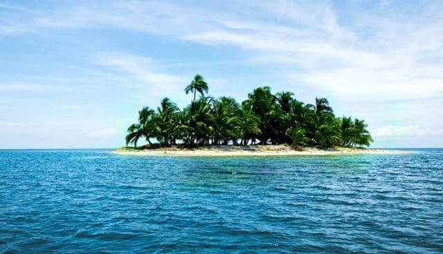 Que signifie rêver d'une île ?