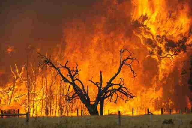 Que signifie rêver d'incendie ?