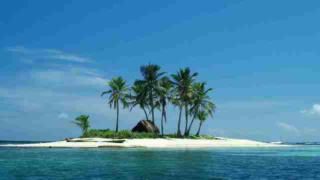 Que signifie rêver d'île perdue ?