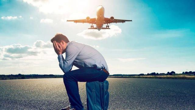 Que signifie rêver de rater son avion ?