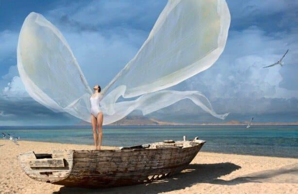 Que signifie rêver d'ailes ?