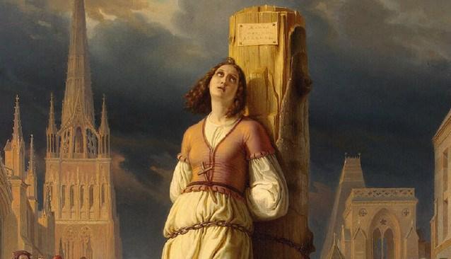 Que signifie rêver de Jeanne d'arc ?