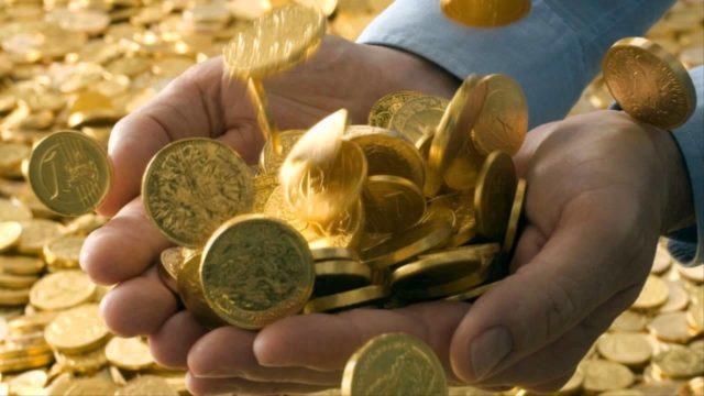 Que signifie un rêve de ramasser de l'argent ?