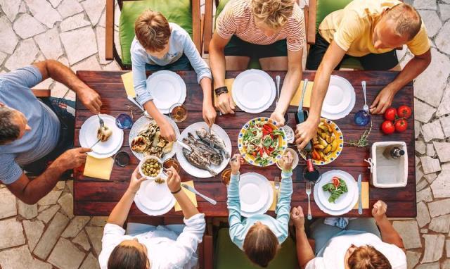 Que signifie rêver de réunion de famille ?