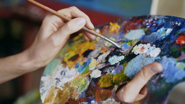 Que signifie rêver de peindre ?