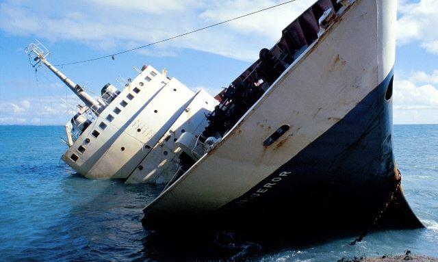 Que signifie rêver de bateau qui coule ?