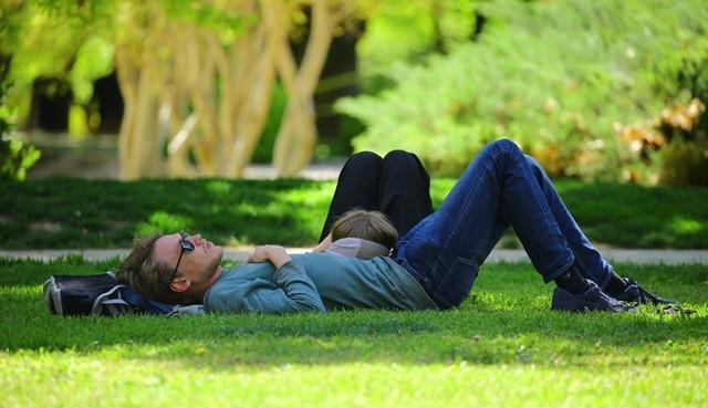 Que signifie rêver d'être au parc ?