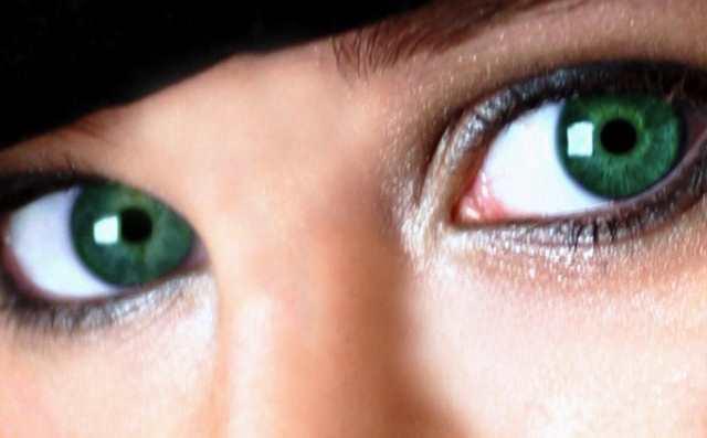 Que signifie rêver d'yeux verts ?