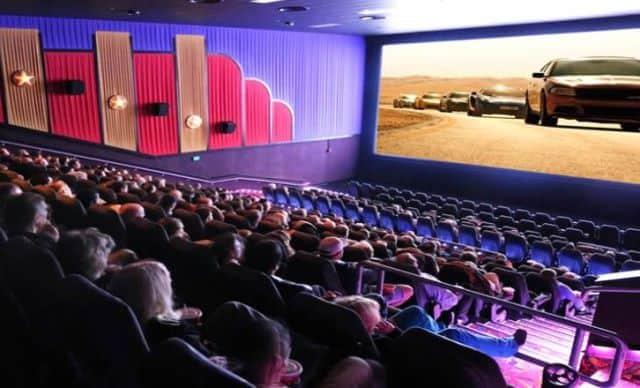 Que signifie rêver d'être au cinéma ?